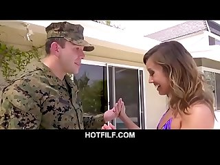 Asian mom fucks her big dick stepson back from military hotfilf com