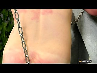 Brett Chained Up And Abusedey full
