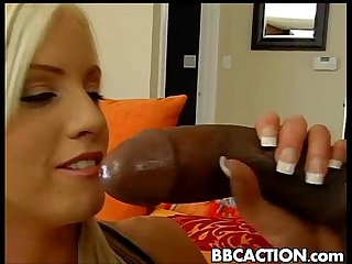 Hard black dick for tricia oaks