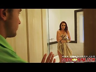 Sweet hottie chick karlee grey got babged