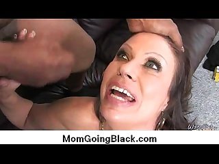 Watching my mom go black fucked by huge black cock 29