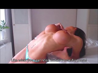 Emelie ekstr M swedish girl plays with her boobs and tease www slutcam4 me
