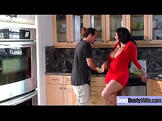 Hard Style Sex Action On Cam Wtih Slut Busty Wife (Ava Addams) vid-05