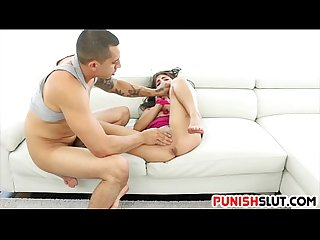 Latina Michelle martinez likes it rough and rugged