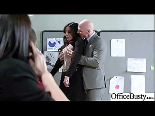 Sex tape with huge melon juggs slut office girl stephani moretti clip 30
