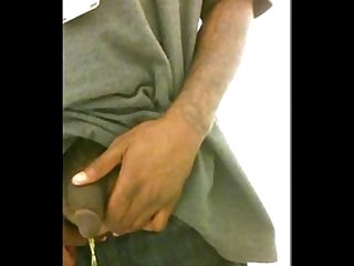 Caught more than 1 big dick black guys pissing