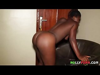 Big Black Ass African Girl From Congo Twerk And Got Fucked - NOLLYPORN