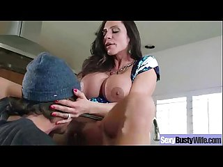 Busty Horny Wife (ariella ferrera) Love Hard Sex On Tape video-04