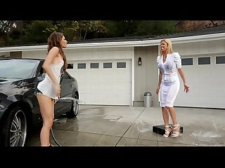 Rebel Lynn and Alexis Fawx - Mommy's Girl