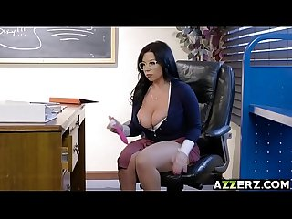 Sizzling hot sex with Sheridan the librarian