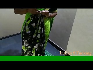 Indian Aunty Changing Dress! showing Ass! Indian S Fucking||