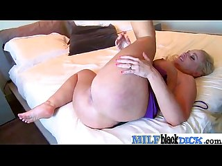 Black Mamba Cock Fill Wet Pussy Of Mature Slut Lady (dee siren) clip-09