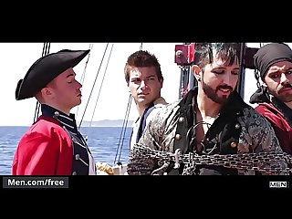 Pirates A Gay Xxx Parody Part 3 - Trailer preview - Men.com