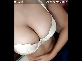 Desi beautiful boobs girlfriend sex chat video