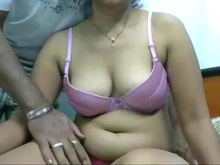 Indian Desi horny couples trying all out fun at bedroom - Wowmoyback