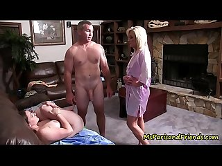 Ms Paris and Her taboo Tales Daddy/Daughter Get Caught