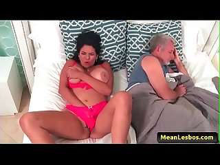 Hot and MEan Lesbians - Her Daughter's Best Friend with Darcie Dolce & Missy Martinez 01