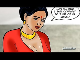 Velamma Episode 69 - Velamma Cam: Online Now!