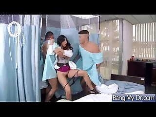 Nasty Patient (isis love) Get Hardcore Sex Treat From Doctor movie-13