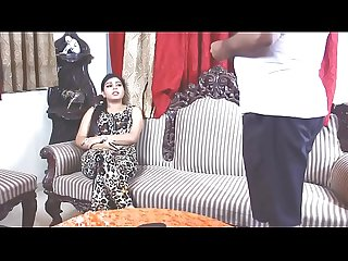 Hot Mallu Girl Seduce her Old Servant-- Hindi Short Film-2017