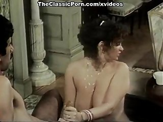 Hillary Summers, Kyoto Sun, Laurien Dominique in vintage porn movie